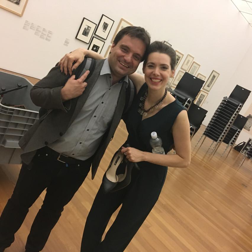 happy Thomas Egger & me : )