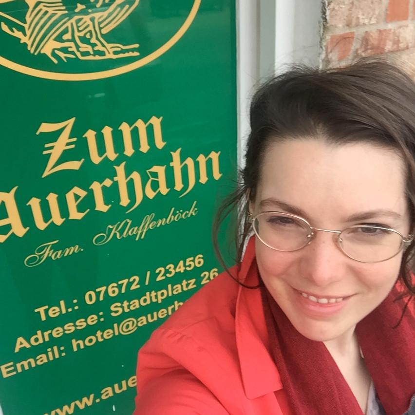 """Hotel """"Zum Auerhahn"""""""