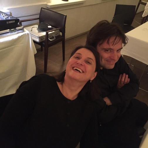 Ingrid O & Thomas Egger aka T