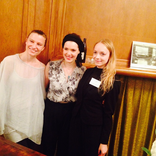 Nina Sengstschmid, Barbara & me