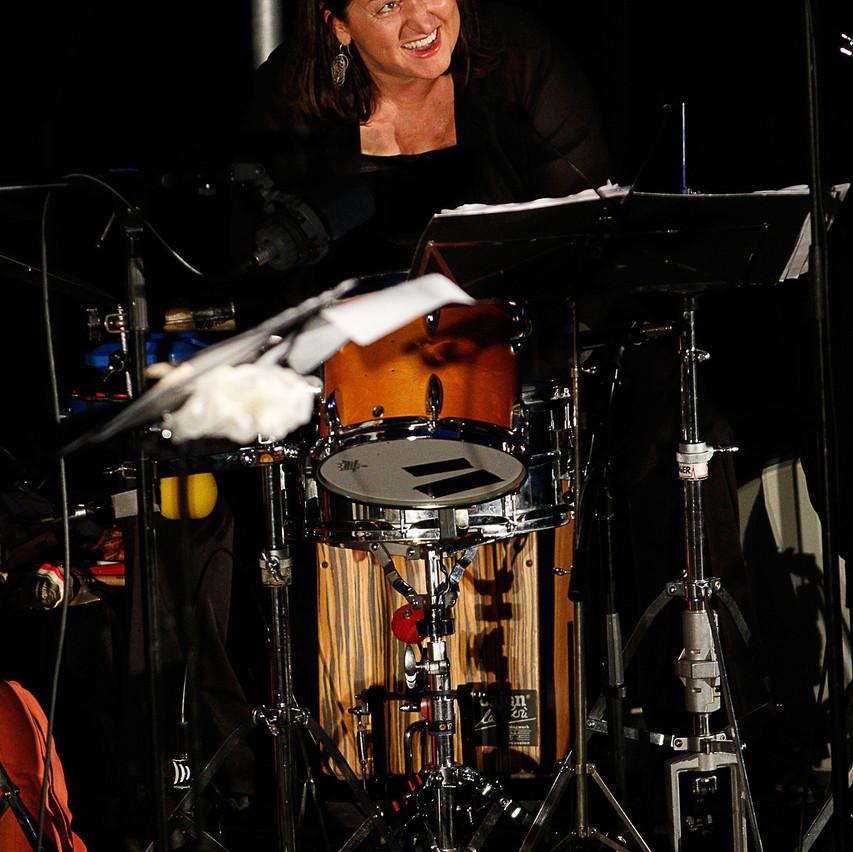 Ingrid O in action!!!