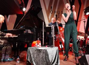 Budapest (HUN), Opus Jazz Club