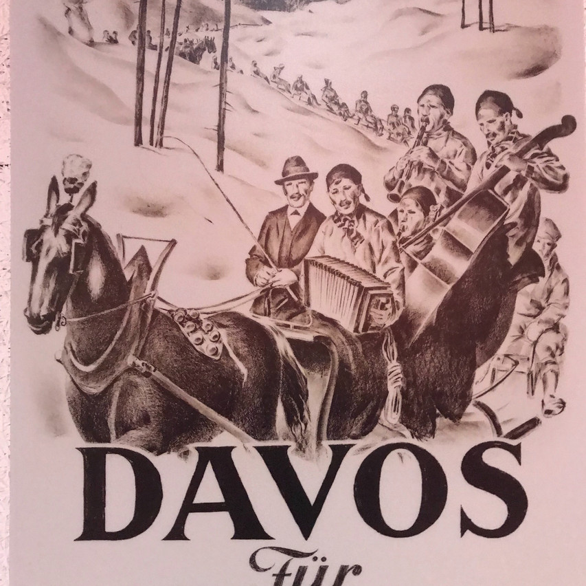 Davos once upon a time : )