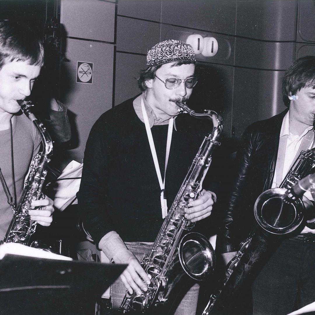 Wolfgang Puschnig, Harry Sokal, Walter Gauchel (Ne15.5. WU, Wien)