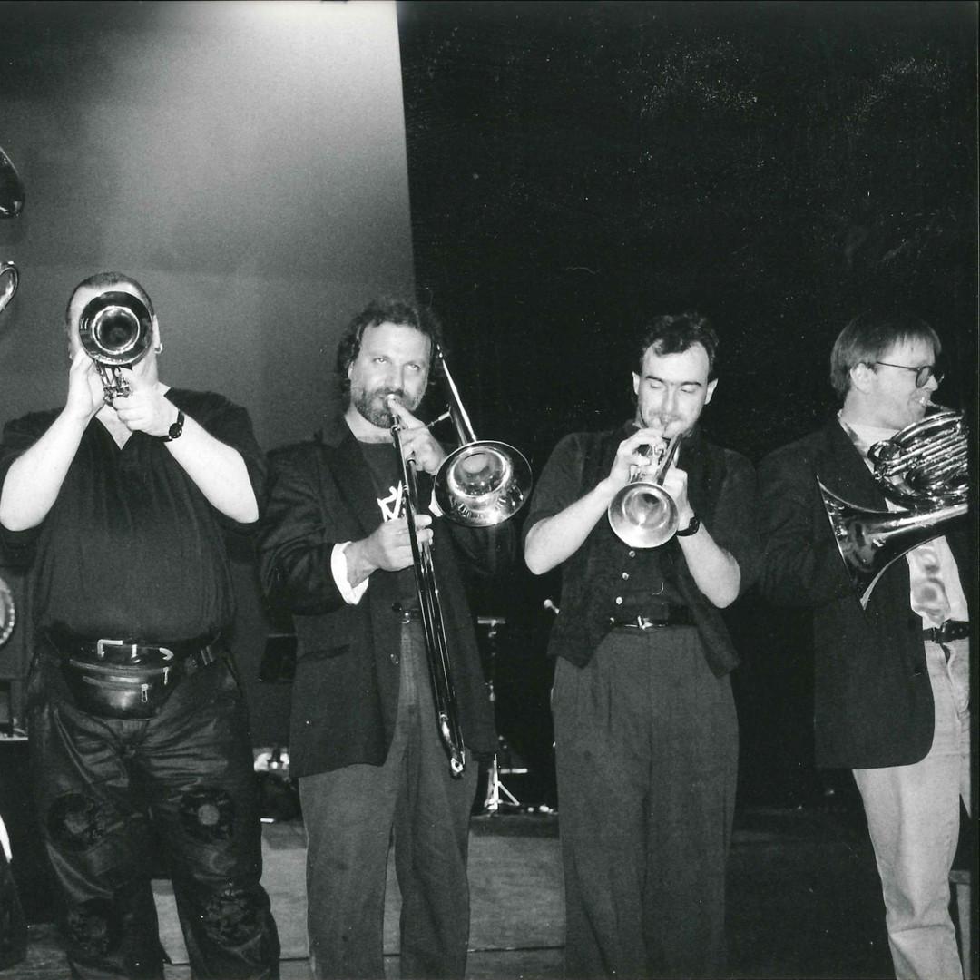 Danilo Terenzi, Matthieu Michel,Claudio Pontiggia