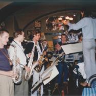 Live at Jazzspelunke
