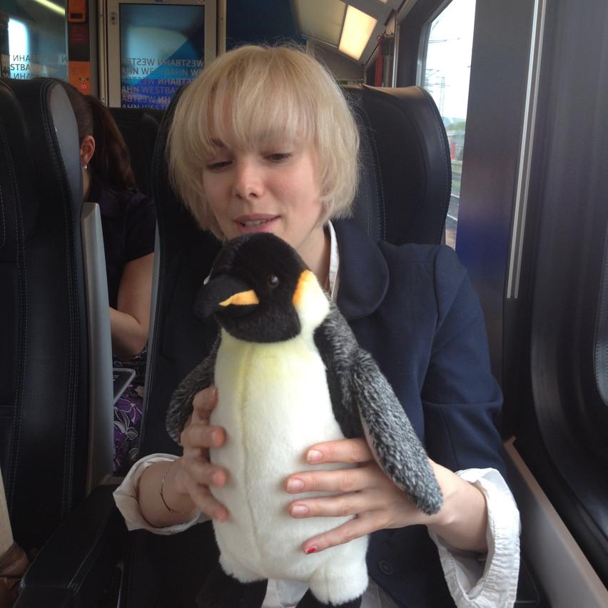 my favourite penguine : )