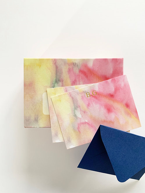 Monogram Kart Seti • Cherry •