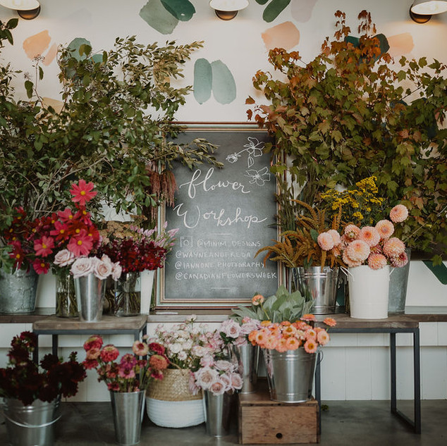 Arrangement workshop | Photo by Iannone Photography
