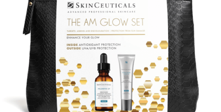 SkinCeuticals® THE AM GLOW SET