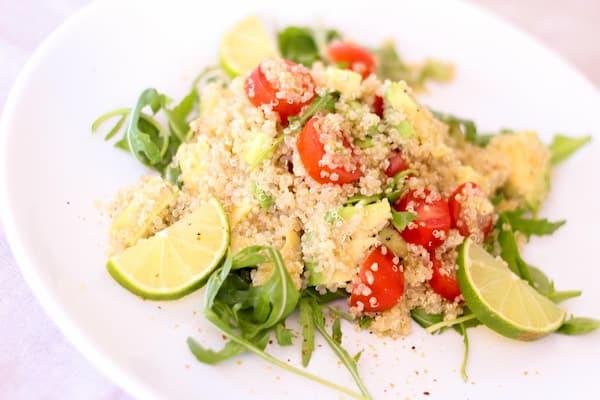 komosa ryżowa, quinoa, białko roślinne