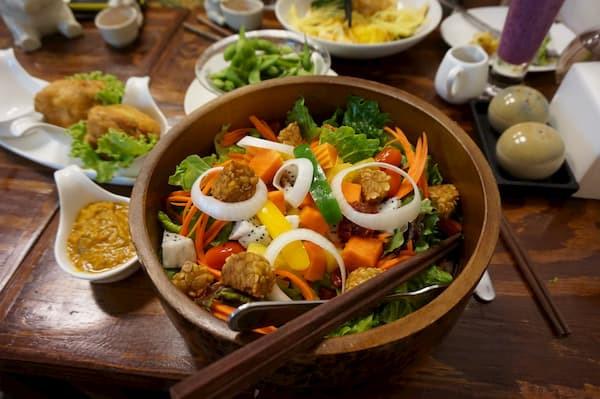 tofu, tempeh, japońska kuch nia, białko roślinne