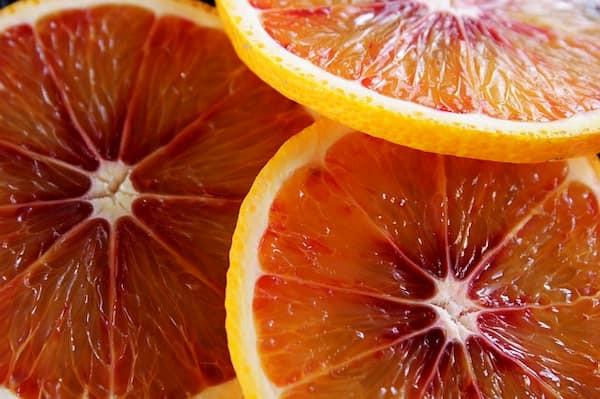 owoce cytrusowe, olejki eteryczne