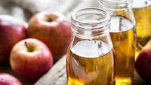ocet jabłkowy, odstraszacz kleszczy
