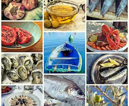 Dieta śródziemnomorska i jej niezwykłe właściwości