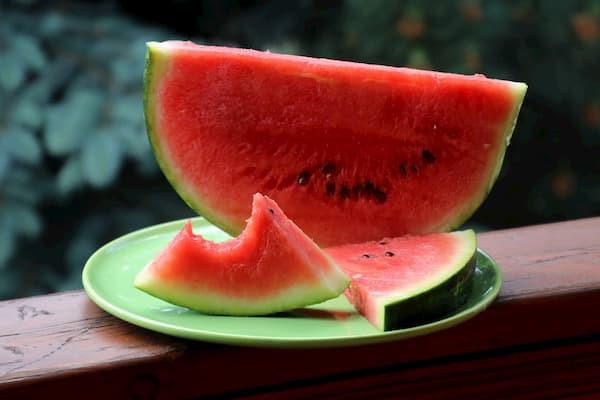 arbuz, lato, Totomato, dieta na upały, SmartEating