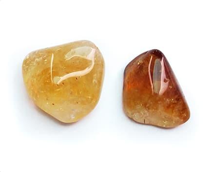 cytryn, trzecia czakra, czakra splotu, magia kamieni