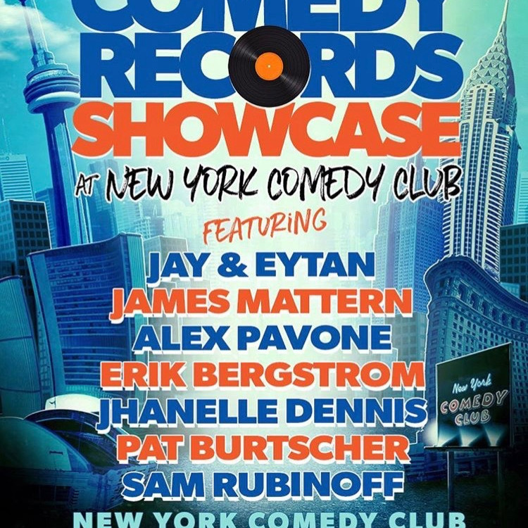 Interrobang Comedy Records Showcase at New York Comedy Club