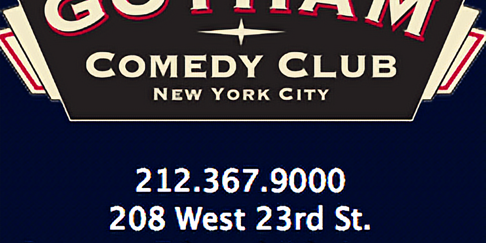 Comedy Juice at Gotham Comedy Club