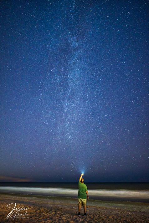 Milkyway Searcher