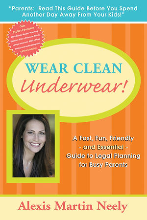 Wear Clean Underwear – Image – Front Cov