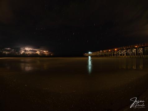 Flagler Beach Thunderstorm
