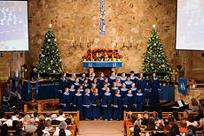 St. John's Lutheran Choir