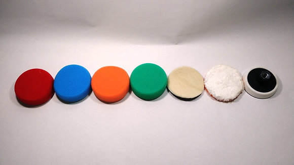 3inch Backplate and Sponge Set (M14 , RO)
