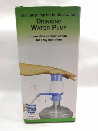 DRINKING MINERAL WATER PUMP