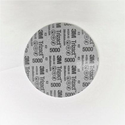 "3M Trizact 6"" Sand Paper 5000GRIT"