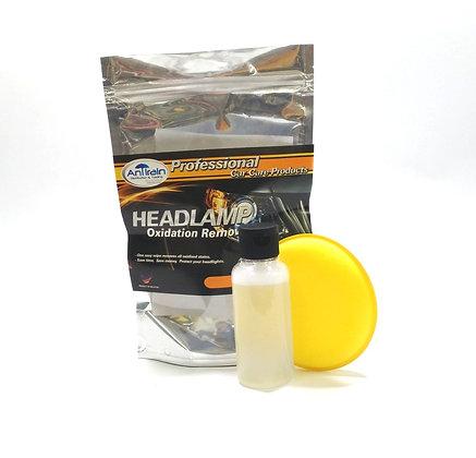 ANTIRAIN HEADLAMP OXIDATION REMOVAL