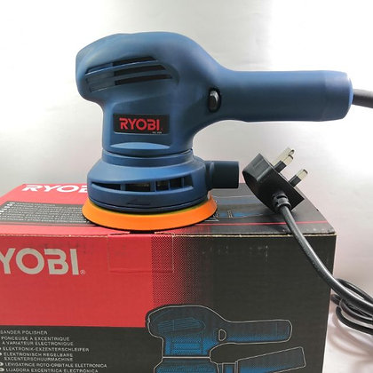 RYOBI RSE 1250 SINGLE RANDOM ORBITAL POLISHER