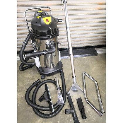 WATER EXTRACTOR MACHINE 3 IN 1 [ WET , EXTRACT & VACUUM]