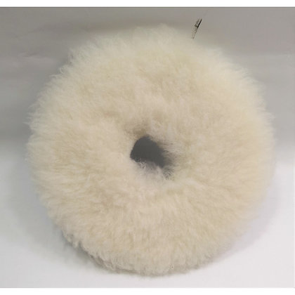 JAPAN 4INCH  CUTTING WOOL PAD -  [ 101MM , MADE BY JAPAN ]