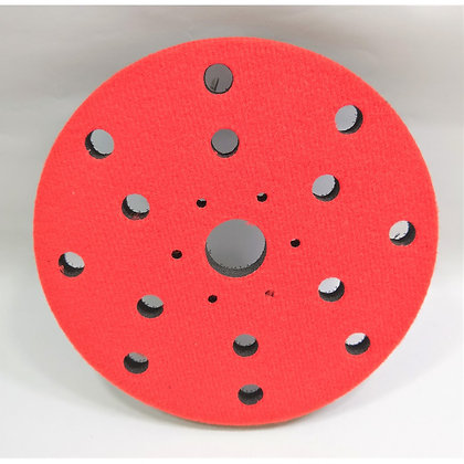 "High Density Interface Pad 6"" 15 Holes 150mm Dust Free Damping & Protection Sand"