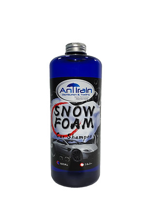 ANTIRAIN SNOW FOAM SHAMPOO