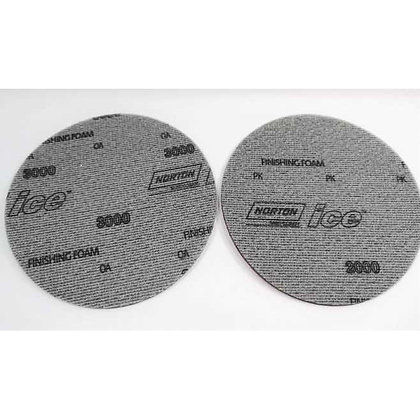 NORTON ICE FOAM SANDING PAD