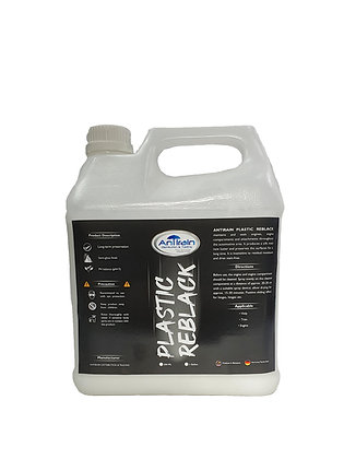 ANTIRAIN PLASTIC REBLACK 1GALLON