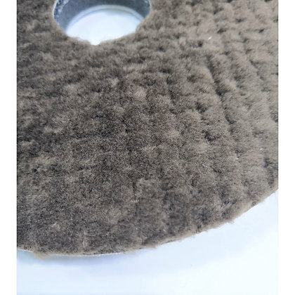 JBRIGHT MICROFIBER CUTTING PAD  [ 130MM WITH INTERFACE ]