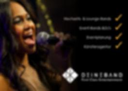DeineBand - die Musikagentur für Livebands, Coverbands, Musikbands, Eventbands | Musiker und Sängerin als Hochzeitsband oder Loungeband für Ihre Firmenfeier, Hochzeit, Ihre Messeparty, Feiern, Jubiläum, Incentive buchen