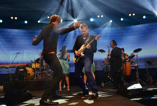 Livemusik, Liveband, Musikband und Band für Fest,Hochzeit und Event buchen