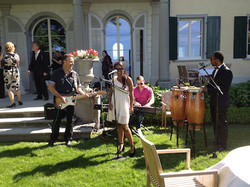 Band Gartenfest, Band Gardenparty