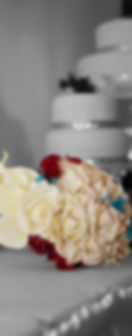 Wedding Cake Bouquet