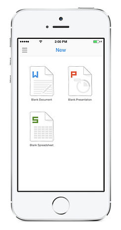 Kingsoft Office Mobile IOS Apple, WPS Office IOS Apple