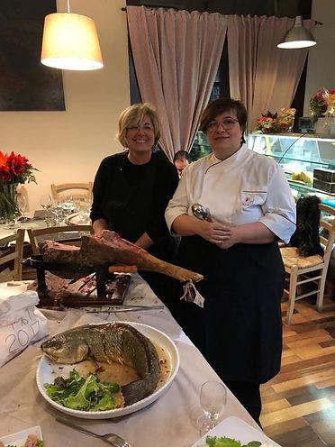 Sandra ed Elisa Cacia