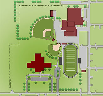 Okoboji Middle School Site Plan