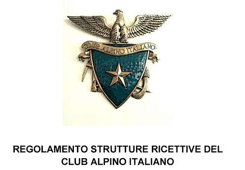 REGOLAMENTO STRUTTURE RICETTIVE DEL CLUB