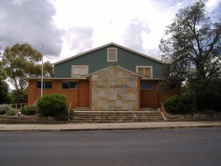 Uralla Memorial Hall