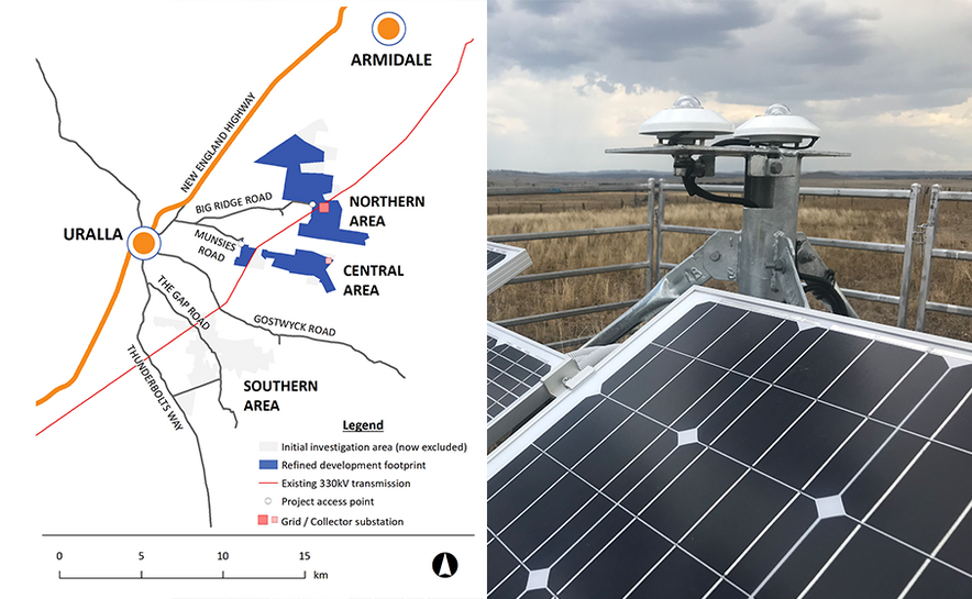 New England Solar Farm moves forward with Northern and Central Array