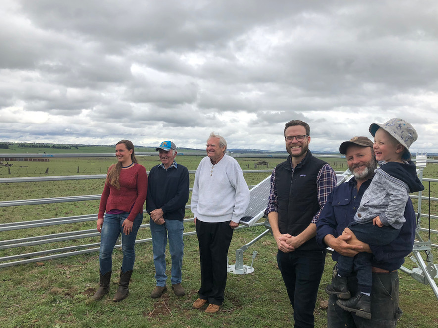 UPC\AC Renewables Australia welcomes New England Solar Farm approval
